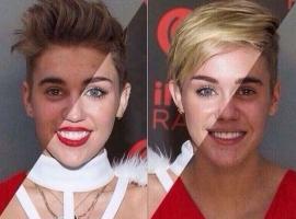 Cặp nam nữ người nổi tiếng có gương mặt giống nhau như đúc