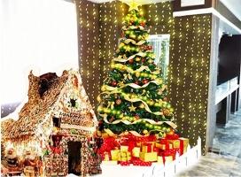 Dịch vụ trang trí Giáng sinh (Noel) độc đáo nhất tại TP. HCM