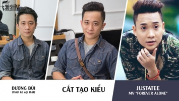 Tiệm cắt tóc nam đẹp nhất ở Hà Nội