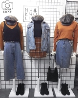 Shop áo thun croptop đẹp nhất trên Instagram