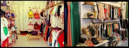Shop quần áo đẹp tại TP Tuyên Quang