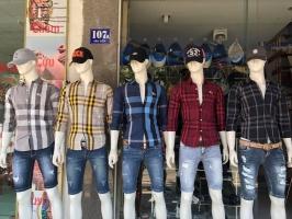 Shop quần áo nam đẹp nhất tại Vĩnh Yên, Vĩnh Phúc