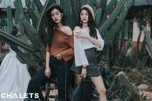 Shop quần áo teen hút khách nhất Hà Nội