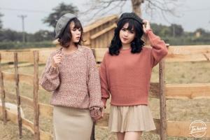 Shop thời trang đẹp nhất phố Triệu Việt Vương, Hà Nội