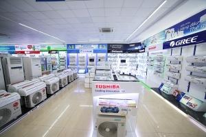 Siêu thị điện máy bán điều hòa uy tín, giá rẻ nhất ở TPHCM