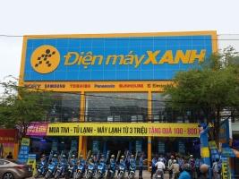 Siêu thị điện máy - điện thoại uy tín nhất Việt Nam