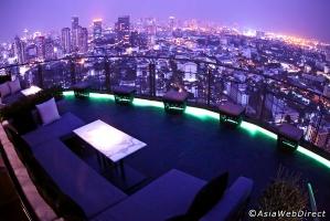 Sky Bar có thiết kế đẹp, độc nhất thế giới