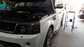 Xưởng/ Gara sửa chữa ô tô uy tín và chất lượng ở TPHCM