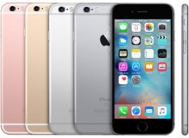 """Smartphone cao cấp bị """"rớt giá"""" mạnh năm 2016"""