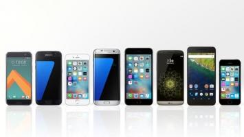 Smartphone giảm giá mạnh nhất cuối năm 2016