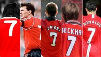 Cầu thủ mang áo số 7 nổi tiếng nhất trong lịch sử bóng đá thế giới