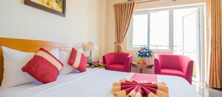 Khách sạn Phan Thiết gần trung tâm được lựa chọn nhiều nhất