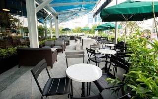 Quán cà phê view đẹp ở Quận Cầu Giấy, Hà Nội
