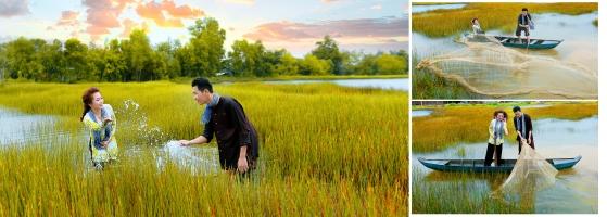 Studio chụp ảnh cưới ngoại cảnh đẹp nhất Tiền Giang
