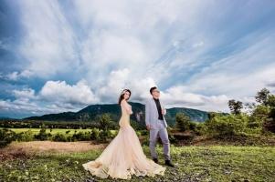 Studio chụp ảnh cưới đẹp, chuyên nghiệp nhất tại Lâm Đồng