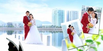 Studio chụp ảnh cưới đẹp, chuyên nghiệp nhất tại Quy Nhơn