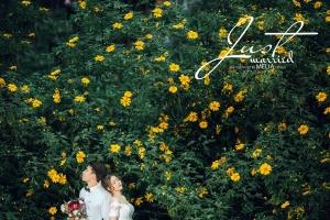 Studio chụp ảnh cưới đẹp nhất ở Mộc Châu