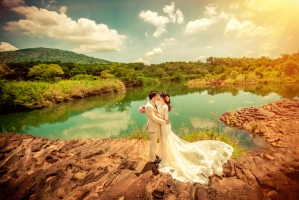 Studio chụp ảnh cưới đẹp nhất tại Bình Phước