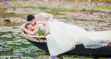 Studio chụp ảnh cưới đẹp nhất tại Hà Đông, Hà Nội