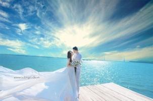 Studio chụp ảnh cưới đẹp nhất tại Hưng Yên