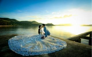 Studio chụp ảnh cưới đẹp nhất tại Phú Yên
