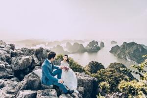 Studio chụp ảnh cưới đẹp nhất tại TP Hạ Long, Quảng Ninh