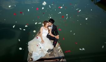 Studio chụp ảnh cưới đẹp nhất tại TP Vũng Tàu