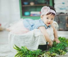 Studio chụp ảnh cho bé đẹp và chất lượng nhất Kon Tum