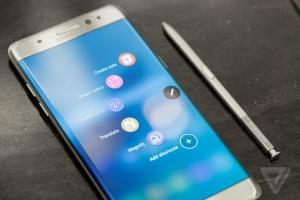 Sự nâng cấp, cải tiến tốt nhất của Samsung Galaxy Note 7