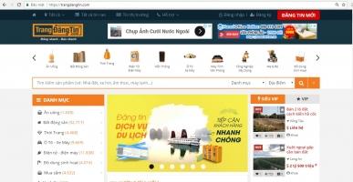 đánh giá về website rao vặt hiệu quả - trangdangtin.com