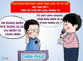 Sự thật thú vị về cậu bé Google Phan Đăng Nhật Minh