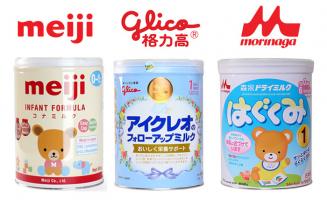 Top 6  sữa bột Nhật Bản tốt nhất cho bé, được các mẹ tin chọn hiện nay