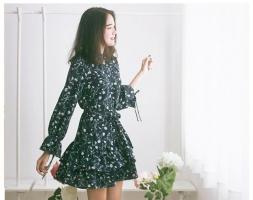 Shop bán váy hoa cực dễ thương ở TPHCM dành cho các cô nàng bánh bèo