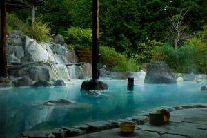 Suối nước nóng hấp dẫn nhất Nhật Bản