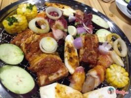 Quán thịt nướng ngon hút khách tại thành phố Hồ Chí Minh