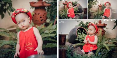 Studio chụp ảnh cho bé đẹp và chất lượng nhất Đồng Hới, Quảng Bình