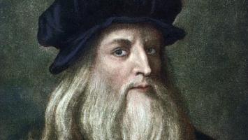 Tác phẩm nghệ thuật nổi tiếng của họa sỹ Leonardo da Vinci