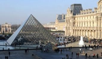 Tác phẩm nổi tiếng nhất ở bảo tàng Louvre, Pháp