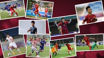 Tài năng trẻ ấn tượng nhất của bóng đá Việt Nam năm 2016