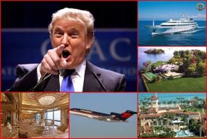 Tài sản có giá trị nhất của Tổng thống đắc cử Donald Trump