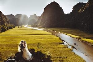 địa diểm chụp ảnh cưới đẹp và lãng mạn nhất tại Ninh Bình