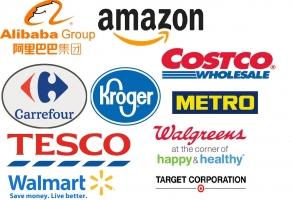 Tập đoàn, nhà bán lẻ lớn nhất thế giới 2016