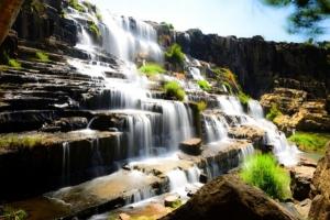 Thác nước đẹp nhất ở Lâm Đồng