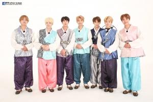 Thành công vang dội của nhóm nhạc BTS