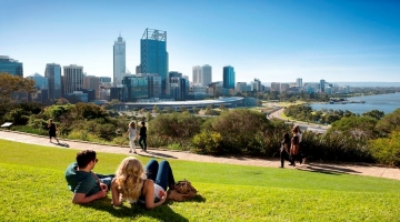 Thành phố đẹp nhất trên thế giới năm 2017
