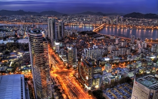 Thành phố nổi tiếng trên thế giới