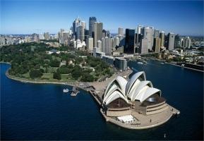 Thành phố đông dân nhất của Australia