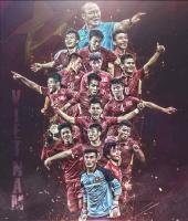 Thế hệ bóng đá Việt Nam xuất sắc lịch sử