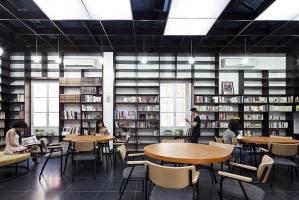 Thư viện đẹp nhất ở Hà Nội