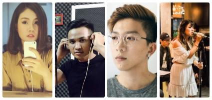 Top 12 Thí sinh xuất sắc nhất chương trình Giọng Ải Giọng Ai mùa đầu tiên